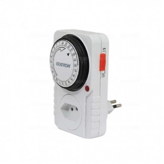 Timer Analogico Temporizador - Exatron 2000 W